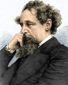 Charles Dickens is in deep thought here. I felt it was appropriate, as my blog will focus on his deep motivations for writing A Christmas Carol.