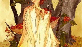 the loss of the savior in images the goblin market british