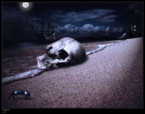 """The Pirate Beach"" by Jordak Photography"