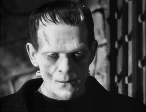 Whale's Frankenstein (1931)