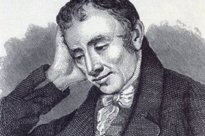 William Wordsworth, co-author of Lyrical Ballads (1798), the work credited with inaugurating the Romantic movement. Source: https://www.google.com/search?q=william+wordsworth&source=lnms&tbm=isch&sa=X&ved=0CAcQ_AUoAWoVChMIu4u6obasyAIVQpQNCh1B0Qyr&biw=1680&bih=916#imgrc=upFEDPz63zDcVM%3A