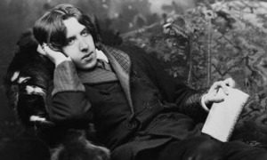 The novelist, poet, and playwright, Oscar Wilde, was a contemporary of Stevenson, and was tried and imprisoned under the Labouchere Ammendment.