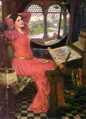 "Damrosch, David, and Kevin J.H. Dettmar. ""The Lady of Shallot- Alfred, Lord Tennyson."" British Literature. 4th ed. Vol. 2B. N.p.: Pearson, 2010. 1181-185. Print. The Longman Anthology."