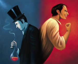 Psychoanalytical concepts in dr jekyll and